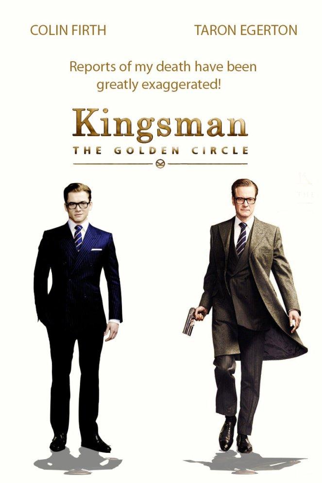Kingsman-Poster