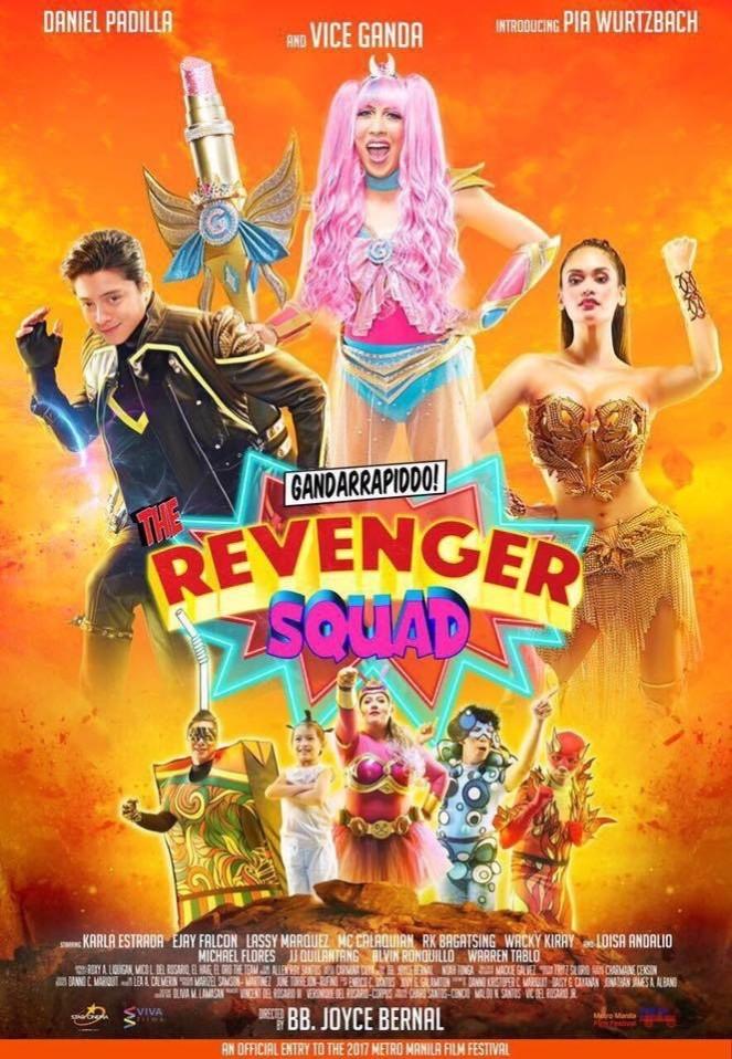 ravenger squad